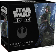 Star Wars Legion: PRESALE Rebel Commandos Unit expansion miniatures game FFG New