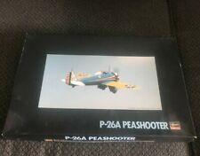 Hasegawa 1/32 P-26A Peashooter