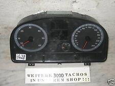 Tacho Kombiinstrument vw caddy 2,0 diesel bj05 2k0920841c tachometer clock