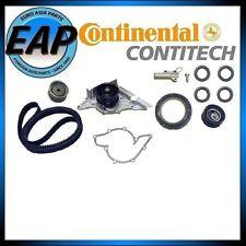 For Audi A4 A6 VW Passat 2.8L OEM Continental Timing Belt Water Pump Kit w/Seals