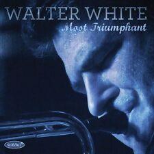 Walter White Quartet-Triumphant  CD NEW FREE SHIPPING