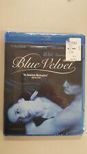 Blue Velvet (Blu-ray Disc, 2011) 1986 David Lynch Kyle MacLachlan Laura Dern