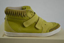 Diesel Ally Neon Yellow cortos zapatos Shoes Woman señora talla 39