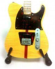 Prince Miniature Tribute Guitar (UK SELLER) #2