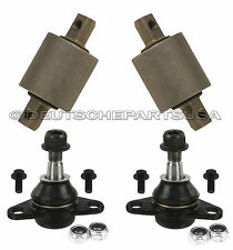 VOLVO XC90 Front Control Arm Ball Joints Bushings  Left + Right 31277881 SET 4
