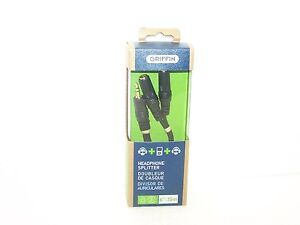 Griffin Technology 3018-HDSPLGRN Headphone Splitter