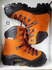 Scarpe antitaglio da tree climbing motosega di sicurezza cat 2 Chainsaw boots