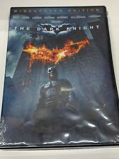 The Dark Night DVD Widescreen Edition New/Sealed