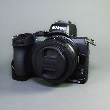 Nikon Z50 Mirrorless Digital Camera with 16-50mm Lens + Smallrig Cage!!!