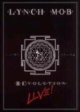 Lynch Mob - Revolution Live CD/DVD DVD NEU OVP