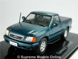 CHEVROLET GMC PICK UP MODEL 1:43 SCALE 1995 S-10 IXO ATLAS USA AMERICAN TRUCK K8