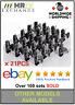 21 Minifigures Black Dark Knights Red Dragon Army Toys - Block Custom UK