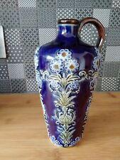 More details for doulton lambeth stoneware (whiskey) jug