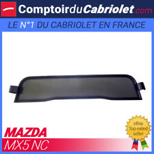 Filet anti-remous coupe-vent, Windschott, Mazda MX5 NC cabriolet et coupé - TUV