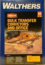 NIB HO Walthers #933-3519 Bulk Transfer Conveyors & Office Kit