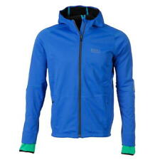 Gore Essential SO Mens Hoody Hoodie Soft Shell Blue Green Large *REF1