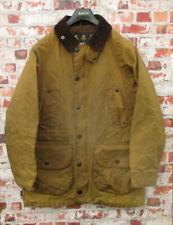 Barbour A501 Craster 10 Oz Wax Cotton Jacket Coat Extra Heavyweight Very Rare