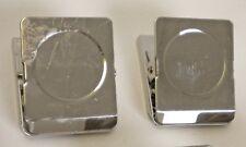 Lot of 10 SUB-PRIME Square Magnetic Clips - MCLIPSQSP011