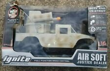 2011 Ignite R/C Justice Dealer Military Vehicle (New Old Stock) ~ Air Soft