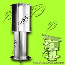 220 Watt Aluminium Savonius Windrad ElvWiS ® II Turbine Windkraft Windenergie
