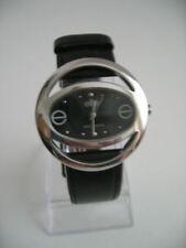Ovale Armbanduhren mit Kunstleder-Armband für Erwachsene