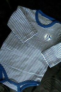 FC Schalke 04 Baby Strampler Gr.62 Neu Zugang + Neu