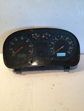 01 02 03 Jetta Golf Speedometer Instrument Cluster Dash Panel Gauges Milage????