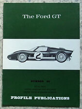 The FORD GT Car Profile Publication No 90