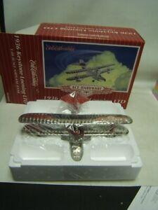 Ace Hardware 1936 Keystone Loening 1:48 Scale Biplane Bank MIB Ertl Collectibles