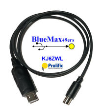 USB Yaesu Programming Cable FT-100 FT-857 FT-817 FT-857 FT-897 CT-62p