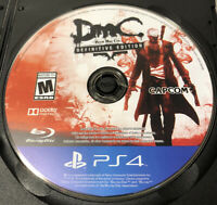 Devil May Cry Definitive Edition Sony PlayStation 4 PS4 Disc Only Tested
