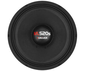 """2x 7Driver 10"""" ML 520S 4 Ohm Speaker 520W RMS by Taramps Direct From Taramps"""