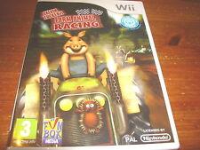 CALVIN TUCKER'S FARM ANIMAL RACING ** NEW & SEALED ** Nintendo Wii Game