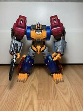 Transformers Optimal Optimus Beast Wars Masterpiece Perfect Effect Beast Gorira