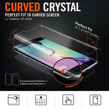 PET Screen Protector Film For Samsung Galaxy S7 edge S8 S9 S10 Plus Note 9 8 FE