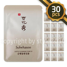 [Sulwhasoo] Gentle Cleansing Foam 5ml x 30pcs (150ml) Amore Pacific Sample