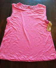 well worn LA brand pink tank top NWT