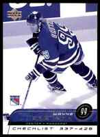 2002-03 Upper Deck Wayne Gretzky #426