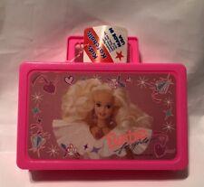 Barbie Vintage Kid Katchall Plastic Storage Case New Barbie