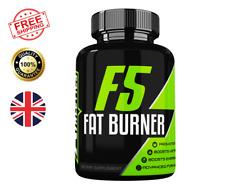 F5 Fat Burner - Fat Burners Suitable for Both Men & Women - 90 Capsules -