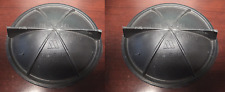 """4"""" OEM SET REAR BACK COVER CAP FROM DODGE PROMASTER CHARGER HEADLIGHT 11-18 [F]"""