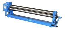 """Manual Slip Roller 48"""" long 3"""" roll diameter HVAC ducting ductwork sheet metal"""