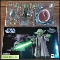 S.H.Figuarts Star Wars Revenge of the Sith Yoda Action Figure Bandai