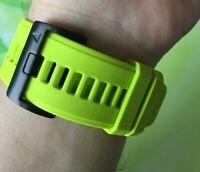 Silicone Strap With Quick Release Wrist Band 26mm 22m For Garmin Fenix 5 5X Plus