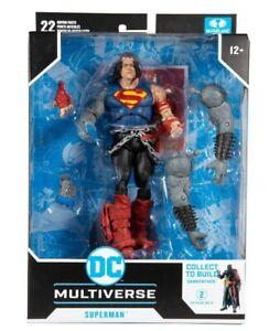 McFarlane Toys DC Multiverse Death Metal Darkfather Wave - Superman - IN STOCK
