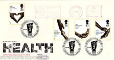 1998 National Health Service - National Blood Service MM - Trafford General H/S