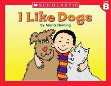 Little Leveled Readers: Level B - I Like Dogs!: Just the Right Level to Help You