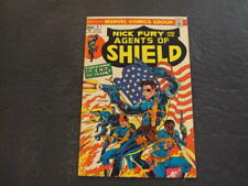 Nick Fury And His Agents Of Shield #2 Apr '73 Bronze Age Marvel Comics ID:53527
