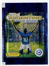 75 envelopes stickers Panini  futbol argentino 2019/2020