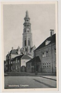 Netherlands postcard - Middlesburg, Langejan - (A30)